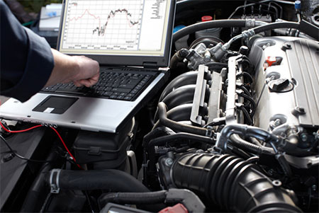 electrical diagnostics on a car